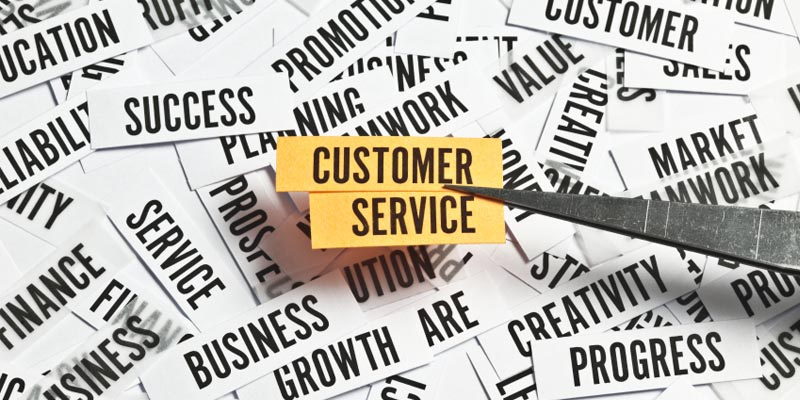 Marketing techniques for eCommerce (VII). Online customer services