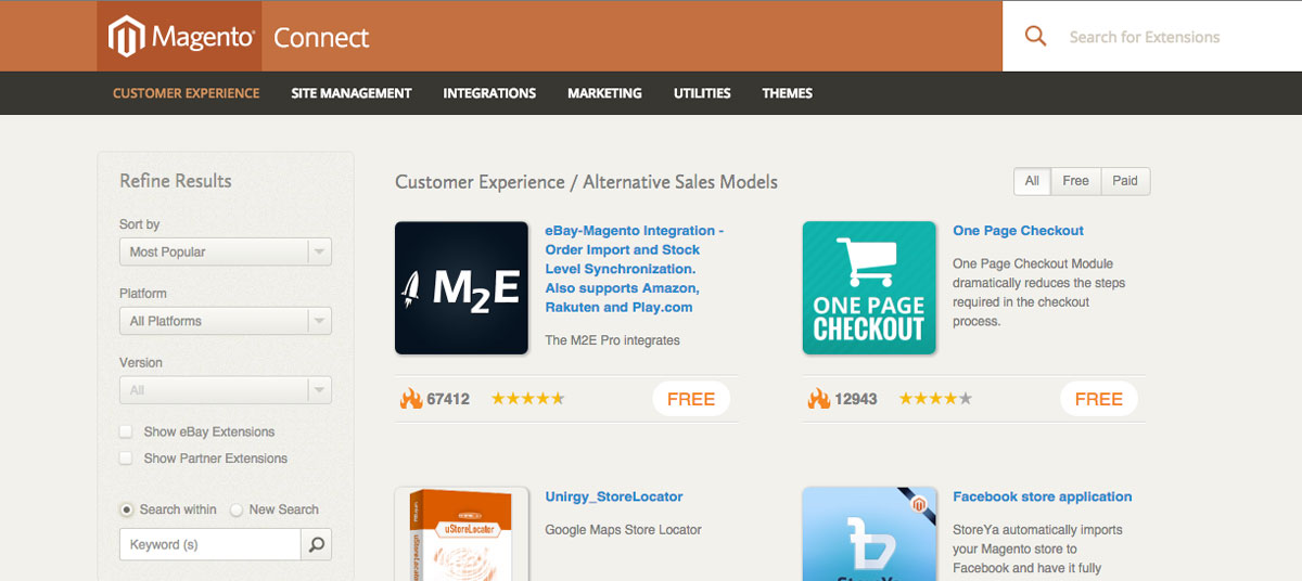 Magento extensions every retailer needs right now