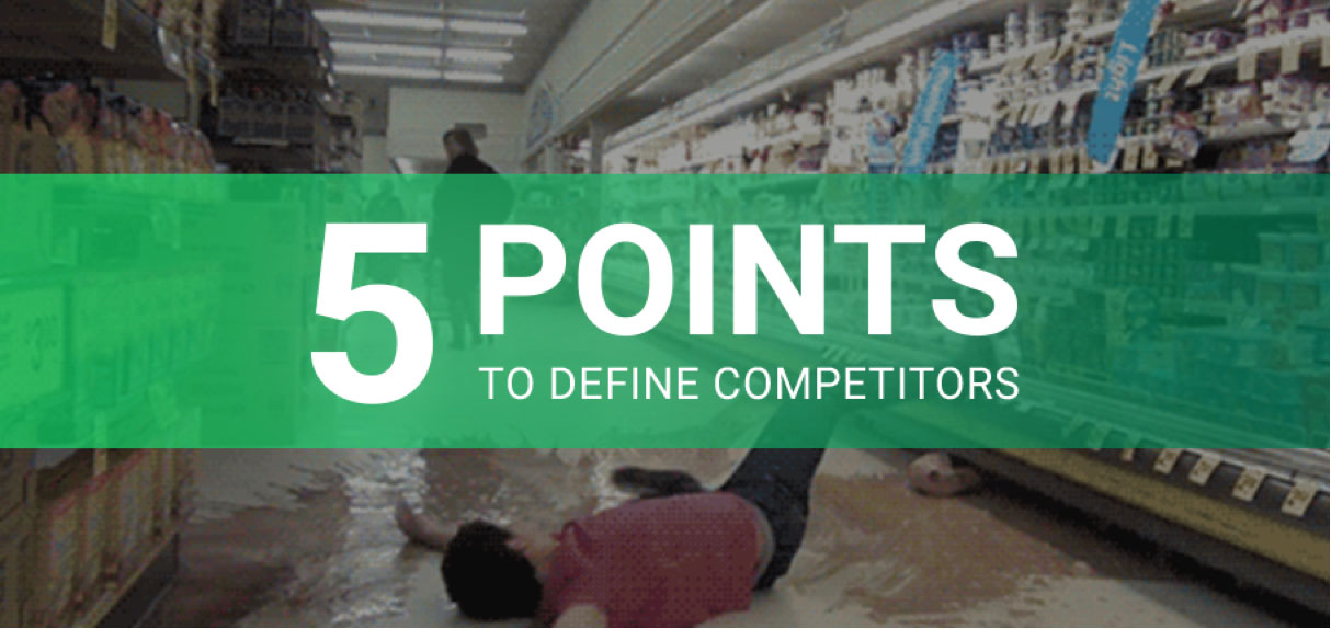 5 Things To Consider When Defining Competitors For Price Monitoring