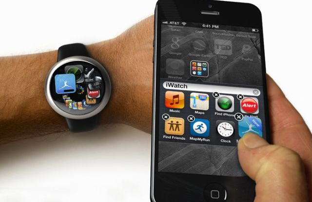 iWatch-iPhone-Interaction